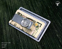"""CAID Project: Money Clip""""Sealing Wax"""""""