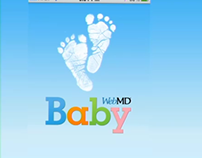WebMD Baby app for iPhone and Android
