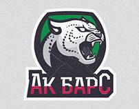 Second version of Ak Bars logo