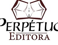 Perpétuo Editora ID visual