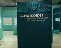 Los Huecoides en Punta Candelero