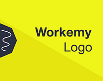 Workemy Logo Design