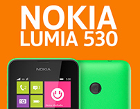 Nokia Lumia 530 -  Digital Campaign 2014