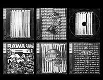 CIŚNIENIE - Music Band Visual Identity