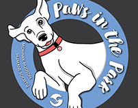 MHHS - Paws in the Park Logo - 2017-18