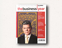 The Business Year Covers