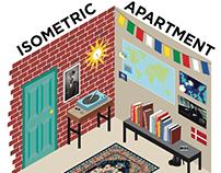 Isometric Apartment | 2017