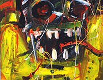 Paintings / Pinturas 2011 - 2012