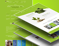 Ellipse Energy CMS Responsive Website