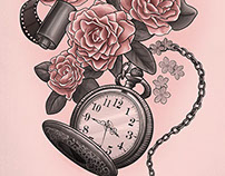 Tattoo Design for Caroline
