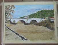 Old Roman Bridge - Silves