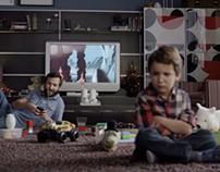 IKEA Christmas campaign, TVC