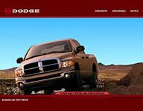 Dodge Ram hotsite