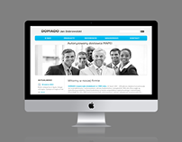 domado web design project