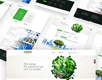 EPAK - Website