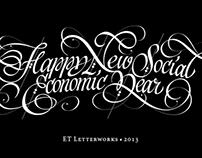 Happy New social-economic Year!