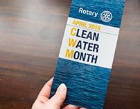 Rotary Clean Water Month
