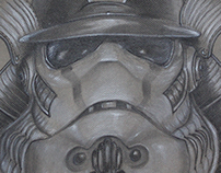 Star Wars Japanese Art