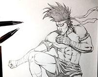 Joe Higashi - Fatal Fury