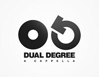 Dual Degree A Cappella Branding & Identity