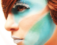 Makeup Photography Mag:  Colombian Bodies of Water