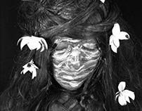 River spirit - Makeup/body painting