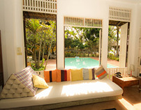 Interior photoshoot | Baan Toom resort | Chanthaburi