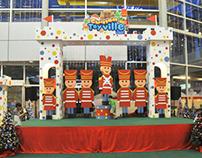 Ikano Christmas Toyville 2010
