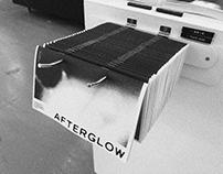 AFTERGLOW Catalogue Design