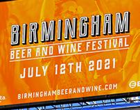 Birmingham Beer & Wine Festival