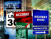 Accident Art Work Imges