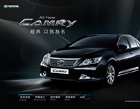 2011 TOYOTA ALL NEW CAMRY