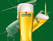 Heineken Perfect tap