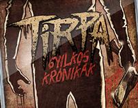 Tirpa - GyilkosKrónikák | CD Packaging