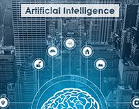 Artificial Intelligence Poster Design