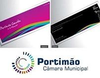 """Convite e Agenda Cultural """"Portimão Marca"""""""