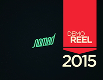 Nomad Demo Reel 2015