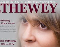 Natasha Trethewey Event Poster