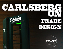 carlsberg premium supermarket shelf