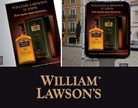 Campanha de Natal William Lawson´s