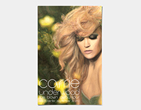 "Carrie Underwood ""The Blown Away Tour"" Poster"