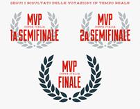 Del Monte MVP - Coppa Italia Lega Volley Serie A1