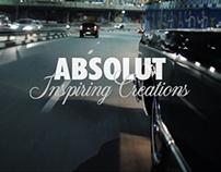 Absolut - Inspiring Creations