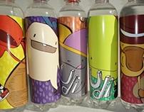 Embalagem: UDI - água mineral para crianças