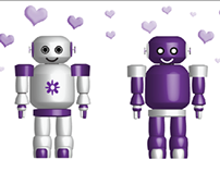 Robot Love E4 Esting 2013 ENTRY