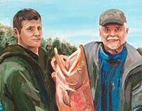 Fishermen Griffin
