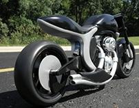 Harley-Davidson Drag Bike Concept