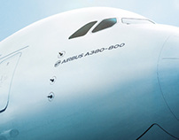 MAS A380 Launch