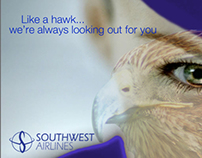 Southwest- Branding Campaign_ Student Work