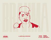 BRAHMA MILGRAU | CAMPANHA